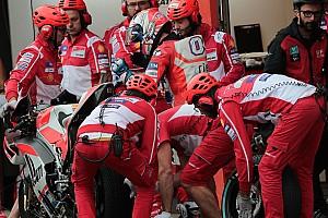 MotoGP Reactions Start kesembilan, Dovizioso berharap balapan diguyur hujan