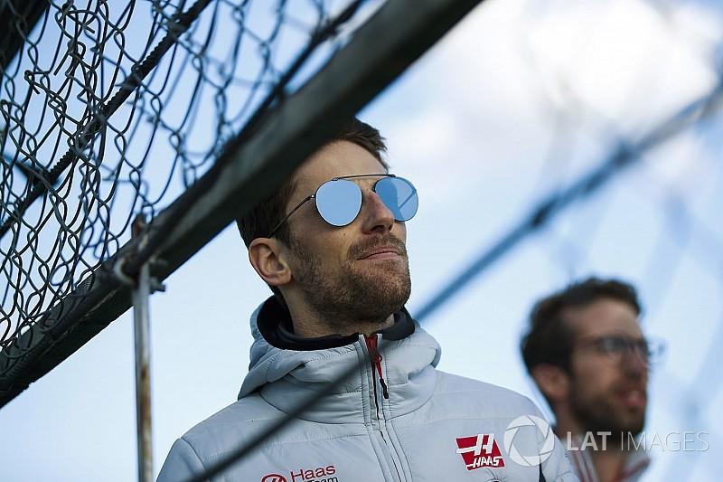 Grosjean, 2018'de Le Mans'da yarışmayı hedefliyor