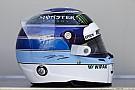 Formule 1 Bottas rijdt in Monaco met speciale Hakkinen-helm