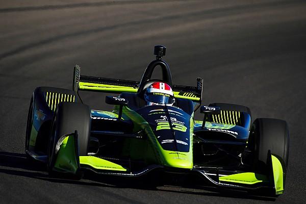 IndyCar 2018: Carlin hadert noch mit neuer Aerodynamik