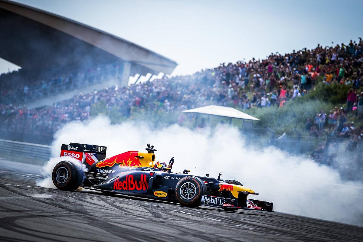 Max Verstappen terug voor vierde editie Jumbo Racedagen