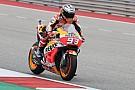 MotoGP MotoGP Amerika: Marquez tercepat warm-up, Syahrin terjatuh