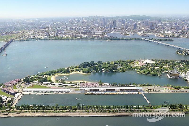Симуляція Гран Прі Канади: DRS не допоможе на прямих треку Монреаля