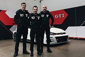TCR Deutschland Ultime notizie Max Kruse fra calcio e motori: ecco la sua Volkswagen per Leuchter