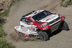 """Dakar Noticias Toyota: """"No poder ganar este Dakar ha sido duro"""""""