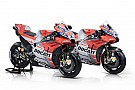 MotoGP Ducati показала раскраску мотоцикла 2018 года