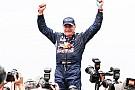 Dakar ダカール14日目:サインツ8年ぶりダカール制覇。トヨタ勢2-3位表彰台