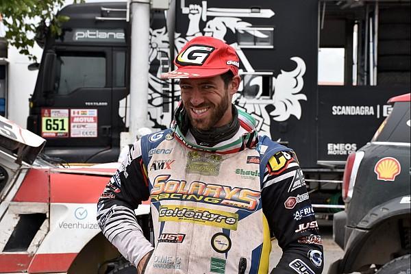 Dakar Ultime notizie Gerini vince la classe Marathon alla prima apparizione alla Dakar!