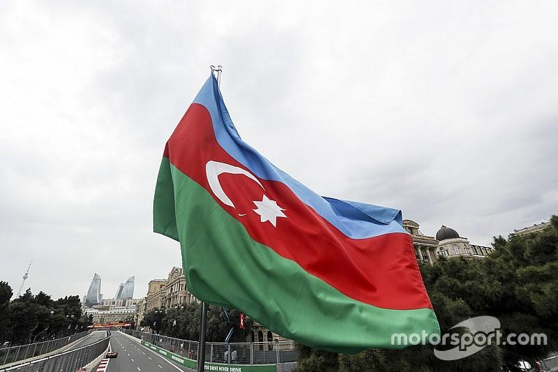 GALERI: Suasana dan aksi kualifikasi GP Azerbaijan