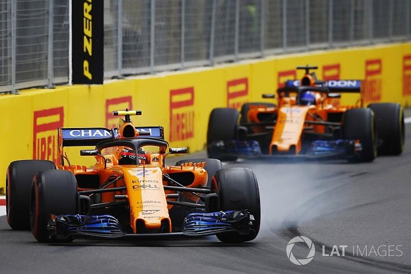 İlk dört yarışın en çok tur tamamlayan takımı McLaren oldu