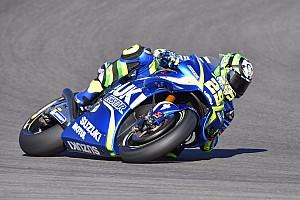 MotoGP Practice report Valencia MotoGP: Iannone leads Miller in first practice
