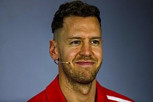 Vettel elnevezte a 2018-as Ferrariját: nem Glória