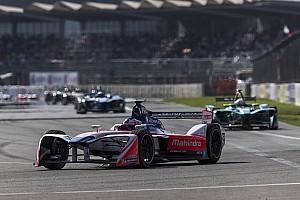 Fórmula E Últimas notícias Rosenqvist e Mahindra lamentam vitória perdida no México
