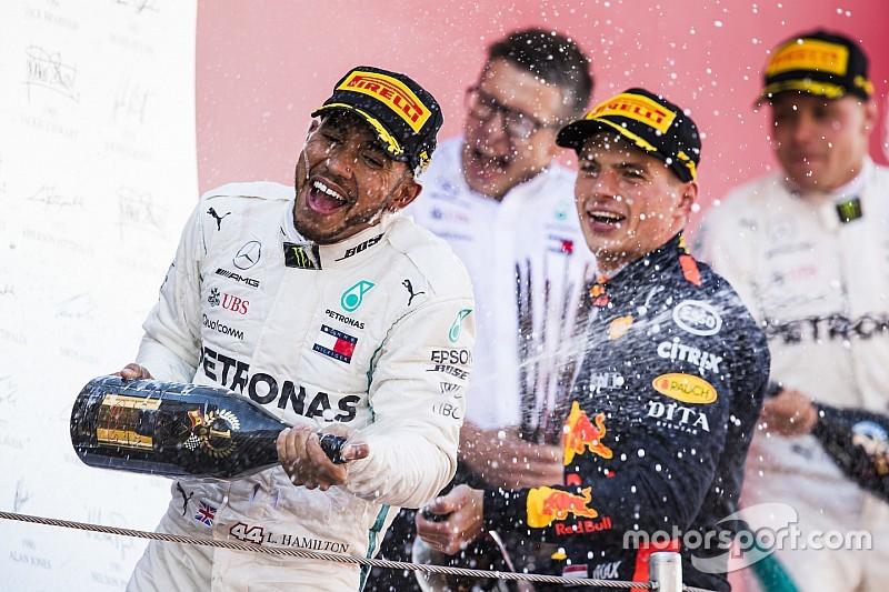 Horner heeft geen behoefte aan Hamilton bij Red Bull:
