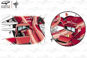 Formel 1 Analyse Graubereiche: Überspannt die Ferrari-Technik den Bogen?