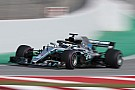 Bottas leads Giovinazzi on second morning of F1 test