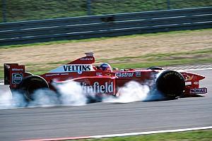 Formula 1 Nostalji Tarihte bugün: Jacques Villeneuve albüm çıkartıyor
