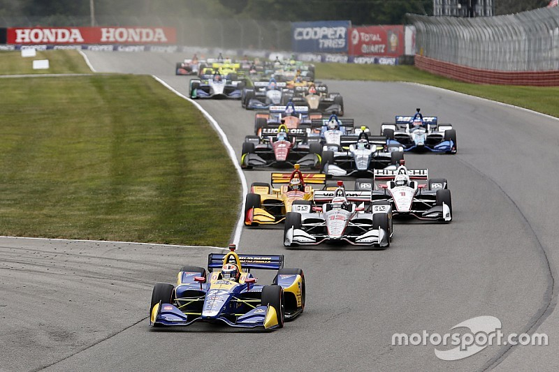 IndyCar investigating Argentina race at San Juan Villicum