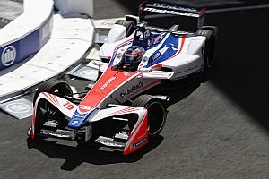 Fórmula E Crónica de Clasificación Pole para Rosenqvist en Roma