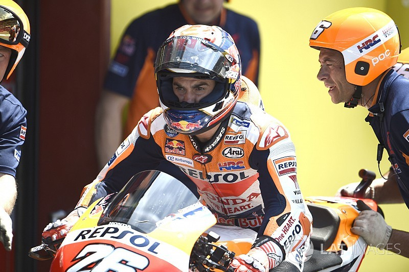 "Pedrosa reveals he has ""several options"" after leaving Honda"