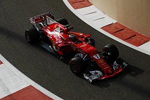 Räikkönen se despreocupa por el paso que Mercedes mostró en Abu Dhabi