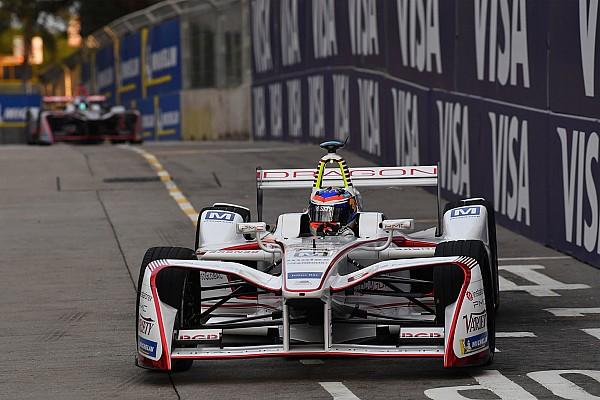 Jani verlaat Dragon al na één Formule E-weekend