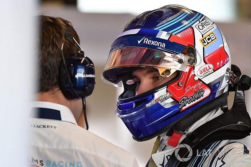"""Williams espera manter Sirotkin """"por vários anos"""" na F1"""