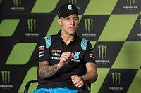 """Quartararo sobre KTM: """"creo que tienen opciones"""""""