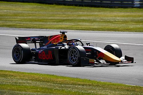 Tsunoda gana tras incidente de Schumacher y Shwartzman