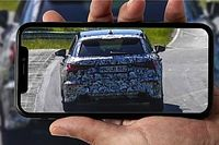 Nuova Audi RS 3, al Nurburgring il suono dei 420 CV