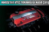 Honda'nın VTEC sistemi | Bilgin Olsun