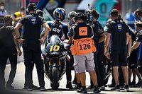 """Doppio podio con il """"botto"""" per lo Sky Racing Team VR46"""