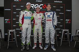 Habrá tres equipos mexicanos en la Race of Champions 2019