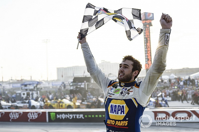 Chase Elliott named 2018 NASCAR Cup Series Most Popular Driver