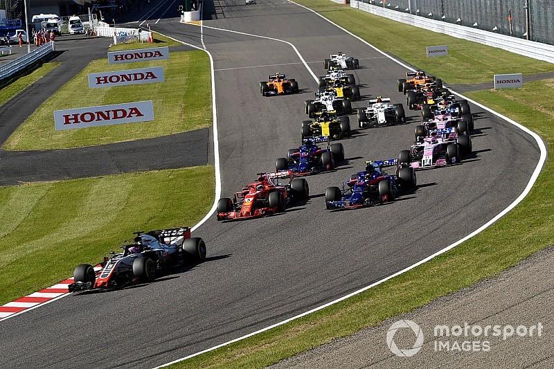 Formula 1 batalkan niat ubah sistem pembagian poin