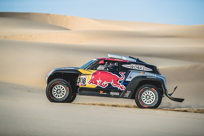 Dakar 2019, Stage 3: Peterhansel fastest, disaster for Sainz