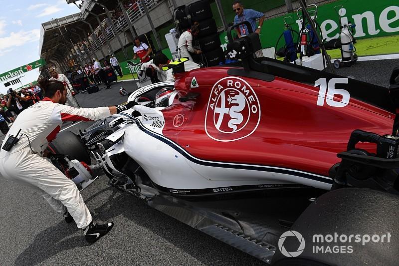 Sauber ismini değiştirdi, Alfa Romeo Racing oldu!