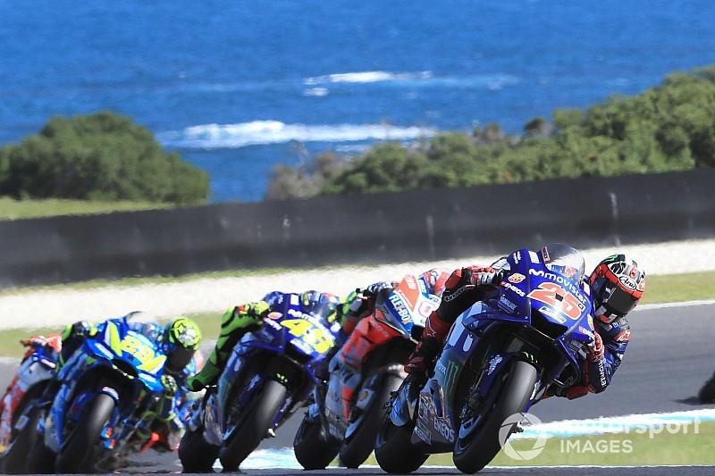 MotoGP-race Phillip Island start in 2019 mogelijk vroeger