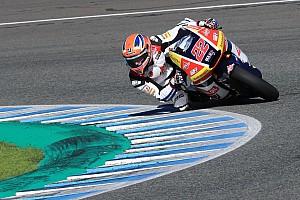 Tes privat Jerez: Lowes-Rodrigo tercepat, Dimas Ekky ke-14