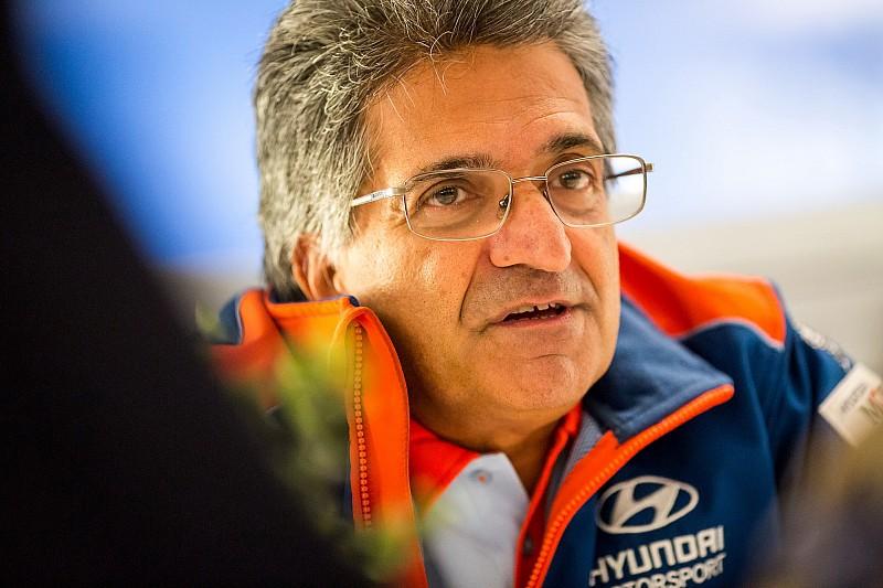 Hyundai cambia de jefe de equipo