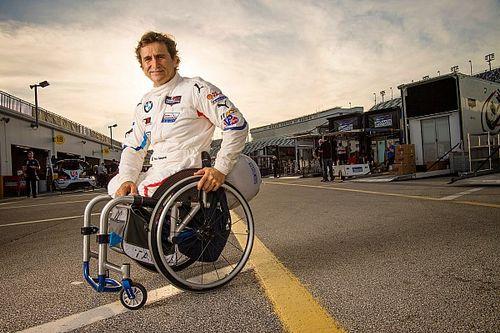 نقل زاناردي سائق الفورمولا واحد السابق إلى المستشفى بعد تعرضه لحادث خطير