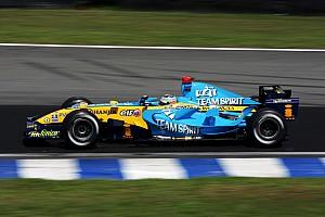 In beeld: Alle Formule 1-wagens van Fernando Alonso