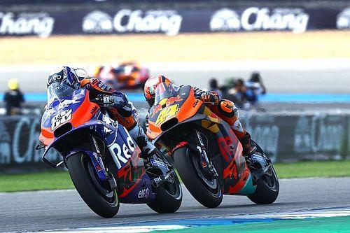 KTM explains why Oliveira missed factory promotion