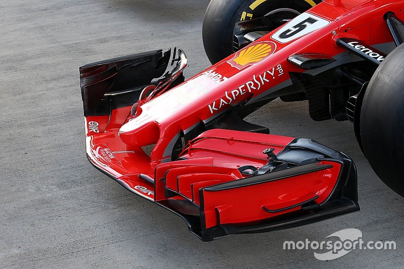 Ferrari unleashes bold update for Russian GP