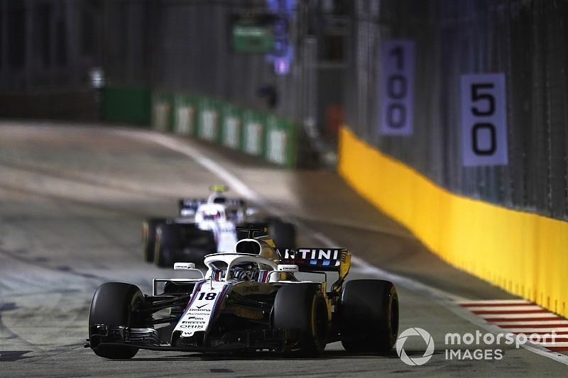 Williams: Semua bagian mobil kami bermasalah