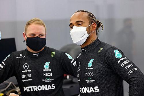 Hamilton elmondta, mi a legjobb abban, hogy Bottas a csapattársa a Mercedesnél