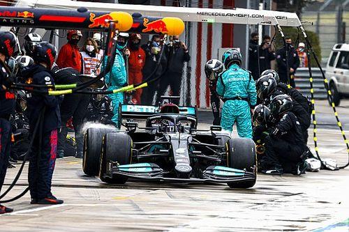 Mercedes admet sa faiblesse lors des arrêts au stand