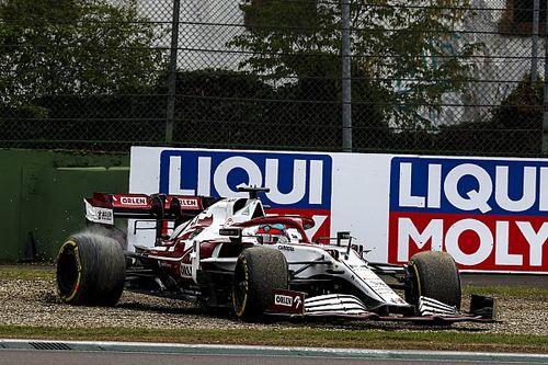 Penalti Raikkonen Jadi Keberuntungan Alonso
