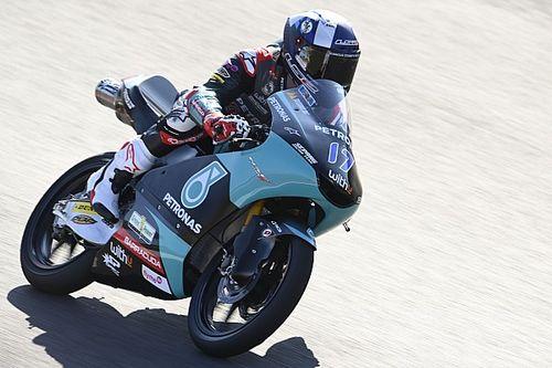Moto3 Fransa 1. antrenman: McPhee en hızlısı