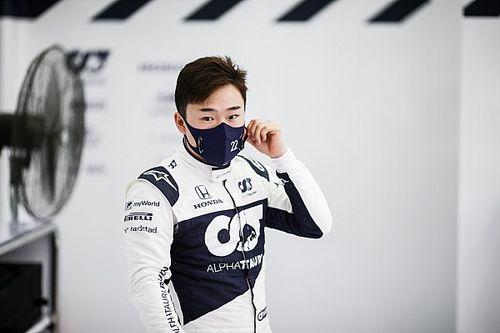 La influencia del primer japonés en F1 para el ascenso de Tsunoda
